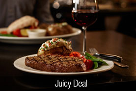Fallsview Restaurant - The Keg Steakhouse & Bar - Juicy Deal