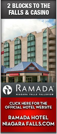 Ramada Hotel Niagara Falls Fallsview Logo